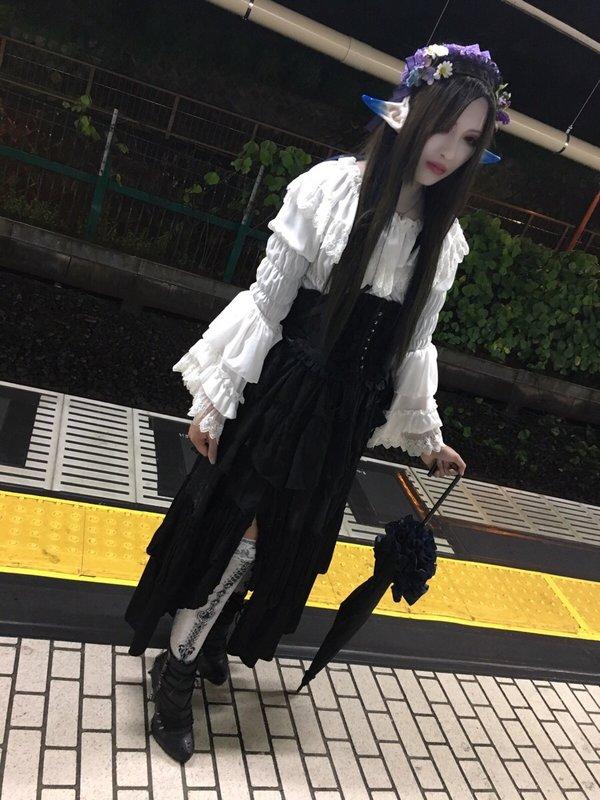 ミズハ's 「halloween-coordinate-contest-2017」themed photo (2017/10/18)