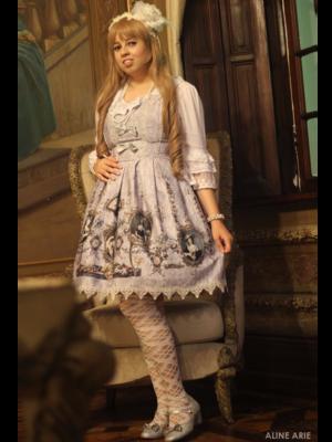 是Amy Sharapova以「Classic Lolita」为主题投稿的照片(2017/10/18)