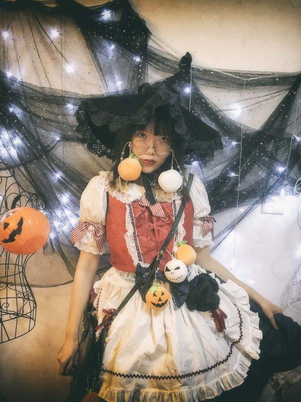 是司马小忽悠以「halloween-coordinate-contest-2017」为主题投稿的照片(2017/10/18)