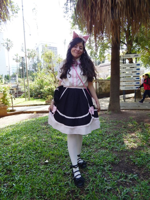 Yume Himeの「Lolita fashion」をテーマにしたコーディネート(2017/10/18)