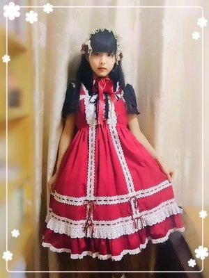 Eva_yicun's 「Lolita」themed photo (2016/08/13)