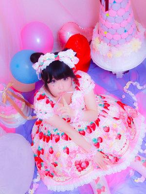 モヨコの「Angelic pretty」をテーマにしたコーディネート(2017/10/19)