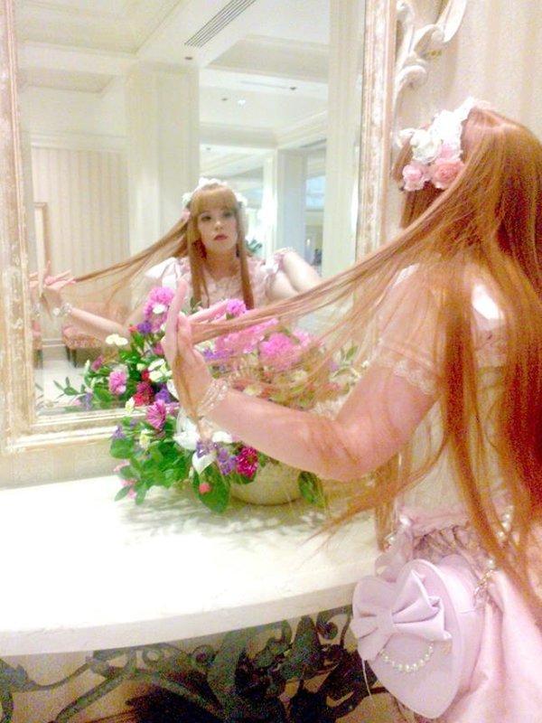 是Cosette Rose以「Classic Lolita」为主题投稿的照片(2017/10/19)