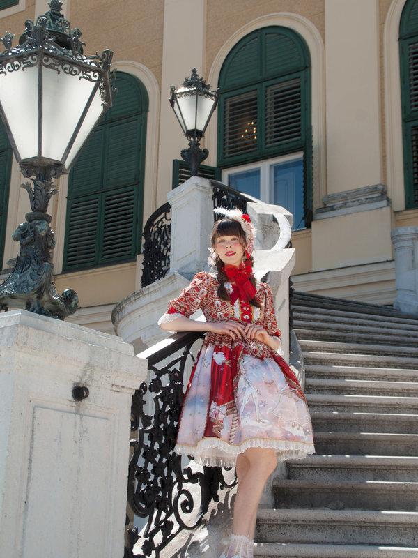 是PrinzessinSchwan以「Classic Lolita」为主题投稿的照片(2017/10/19)