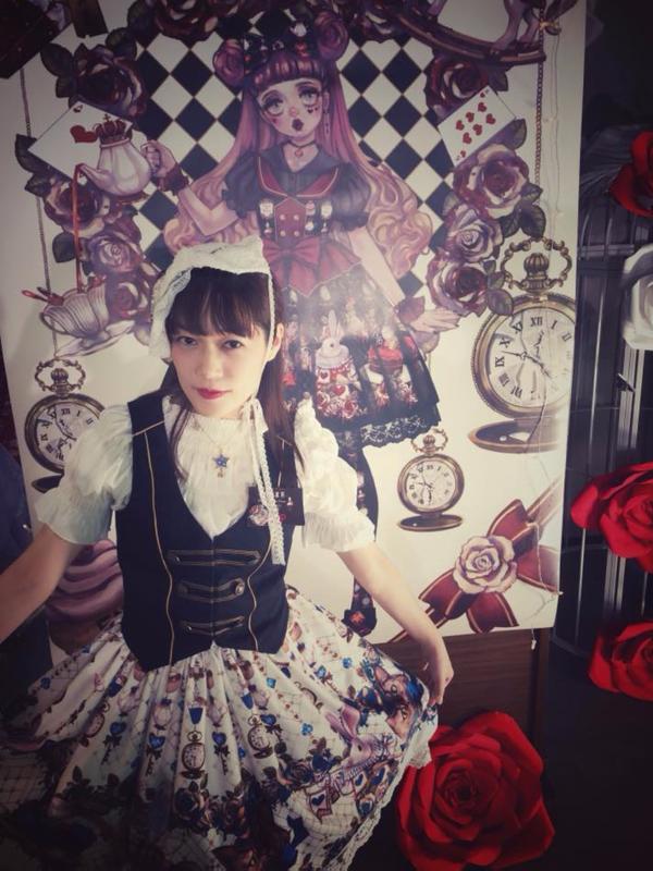 是Aricy Mist 艾莉鵝以「Lolita」为主题投稿的照片(2017/10/19)