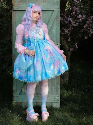 Sugar Senshi's 「Angelic pretty」themed photo (2016/08/14)