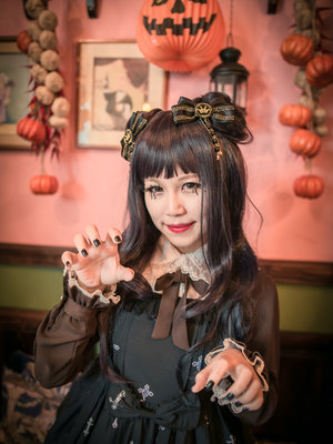 Anne Bonnyの「halloween-coordinate-contest-2017」をテーマにしたコーディネート(2017/10/20)