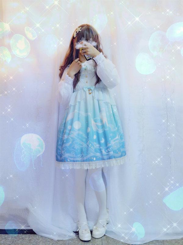 布団子's 「Lolita」themed photo (2017/10/20)