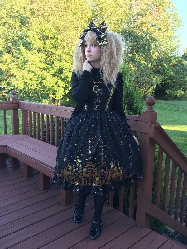 是SunReiRei以「Gothic」为主题投稿的照片(2016/08/15)