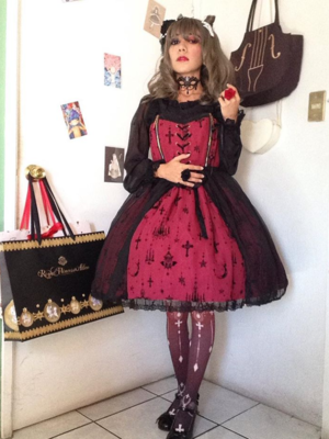 Lizbeth ushinekiの「halloween-coordinate-contest-2017」をテーマにしたコーディネート(2017/10/21)