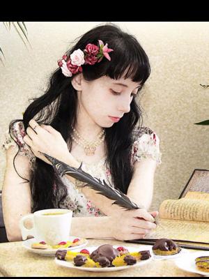 Vivian Cristinaの「Victorian maiden」をテーマにしたコーディネート(2017/10/21)