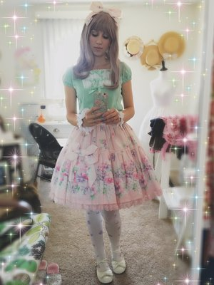 Rikki Rachel's 「Angelic pretty」themed photo (2016/08/16)