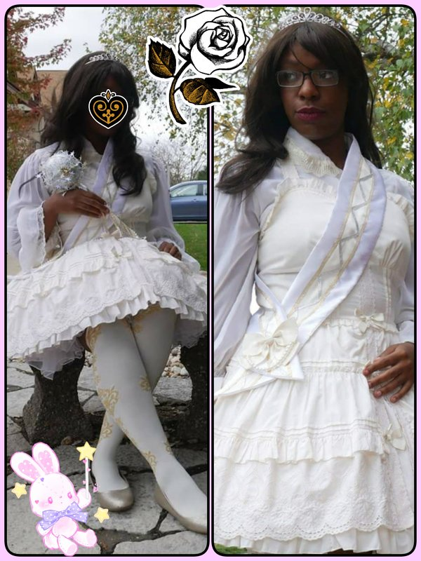 是fluffypockypetti以「Sweet lolita」为主题投稿的照片(2017/10/22)