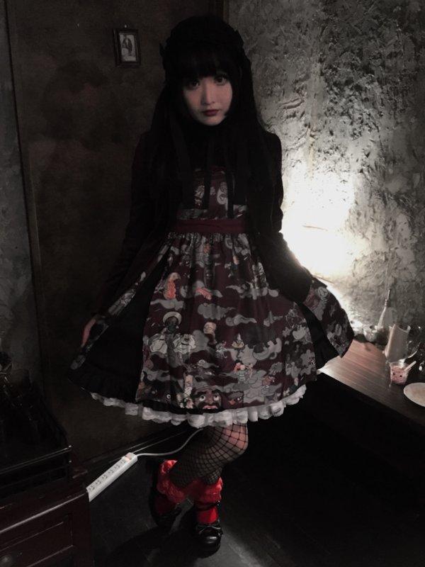 はむかの「Lolita」をテーマにしたコーディネート(2017/10/22)