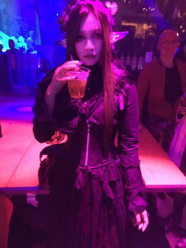 ミズハの「halloween-coordinate-contest-2017」をテーマにしたコーディネート(2017/10/23)