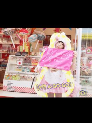 モヨコの「Lolita」をテーマにしたコーディネート(2017/10/23)
