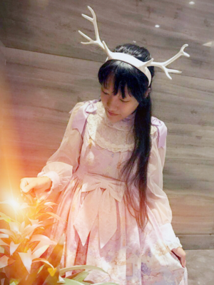 mydeer's 「Angelic pretty」themed photo (2017/10/23)