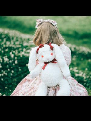 夜宮心の「bunnies」をテーマにしたコーディネート(2017/10/23)