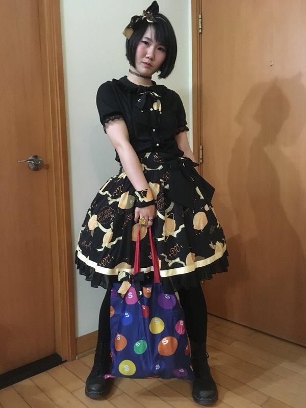 DAVUSH24の「Lolita fashion」をテーマにしたコーディネート(2017/10/23)