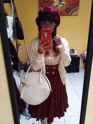 是Lizbeth ushineki以「Classic Lolita」为主题投稿的照片(2017/10/23)