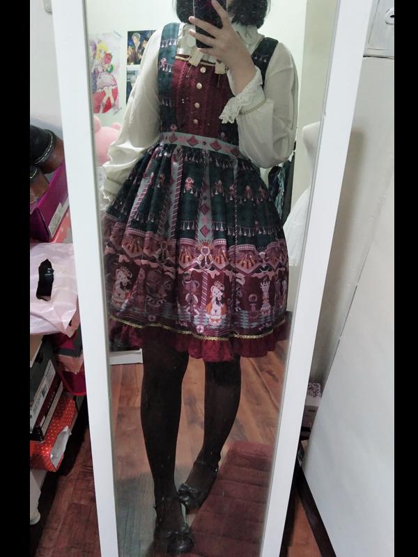 Akineの「Lolita」をテーマにしたコーディネート(2017/10/25)
