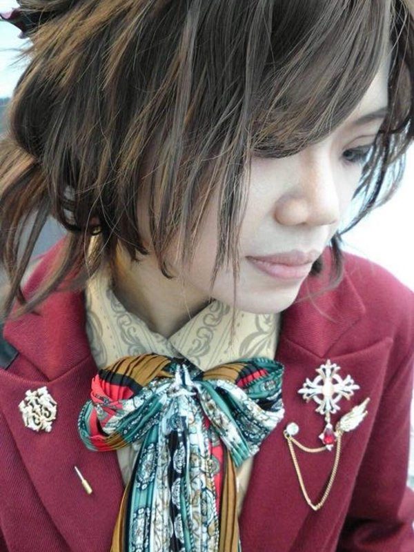 Rain Yuenの「Ouji」をテーマにしたコーディネート(2017/10/25)