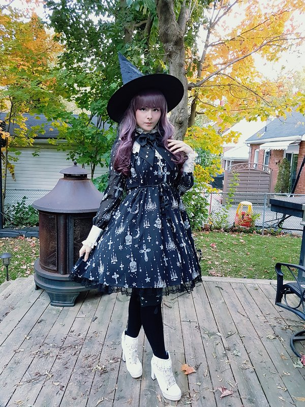 Mystia's 「halloween-coordinate-contest-2017」themed photo (2017/10/25)