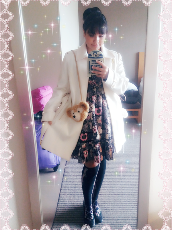 Jecksy's 「Lolita」themed photo (2017/10/26)