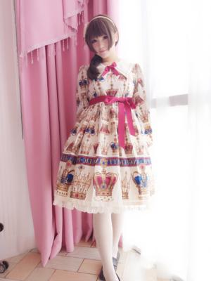 Nyako's 「Angelic pretty」themed photo (2017/10/26)