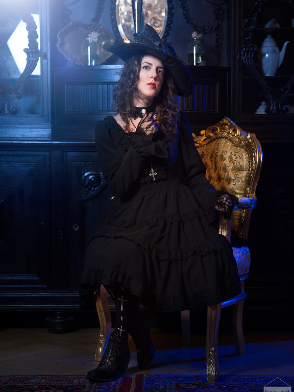 Lyriel Aloisia von Lichtenwaldeの「Lolita」をテーマにしたコーディネート(2017/10/27)