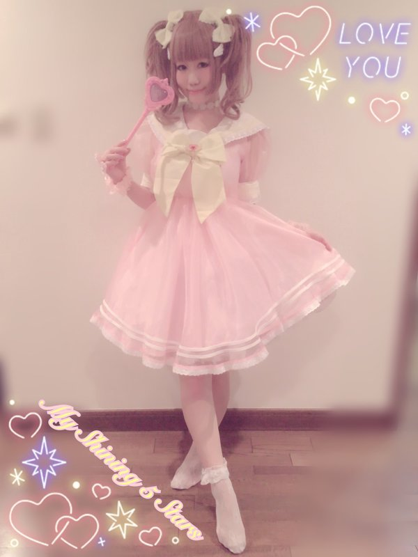 kyokorin 's 「Pink」themed photo (2016/08/19)