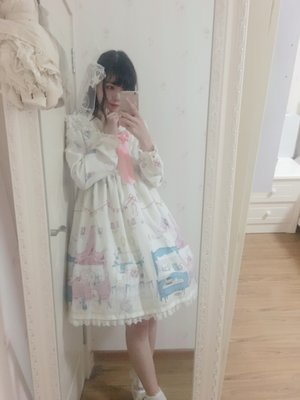 Solitiakane's 「Angelic pretty」themed photo (2017/10/27)
