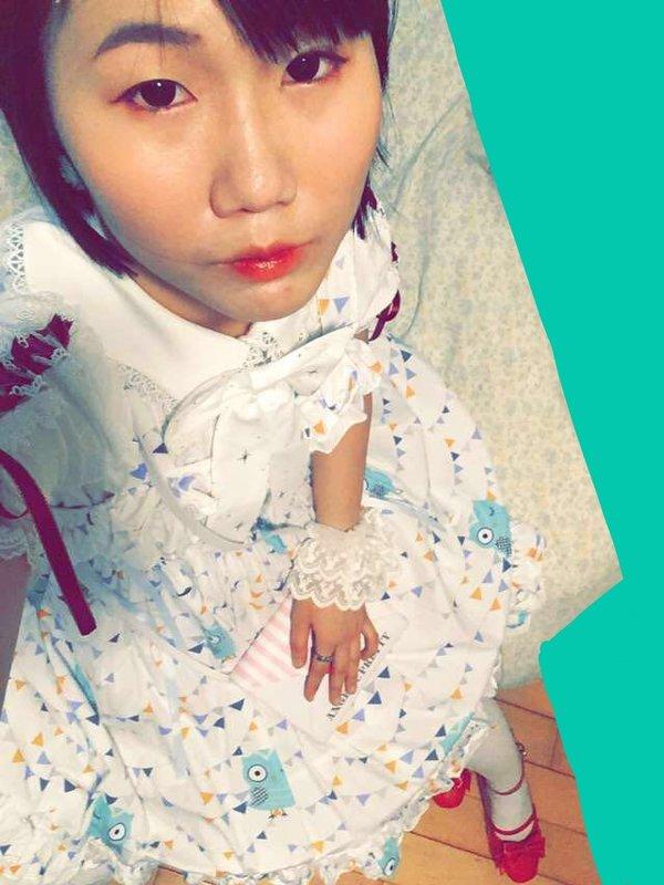 是DAVUSH24以「Lolita fashion」为主题投稿的照片(2017/10/27)