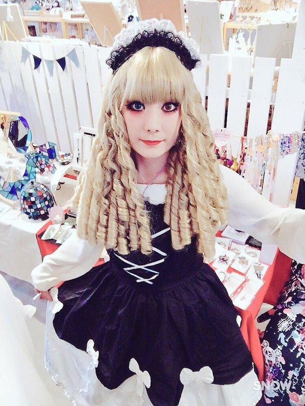 pinkthink's 「Gothic Lolita」themed photo (2017/10/27)