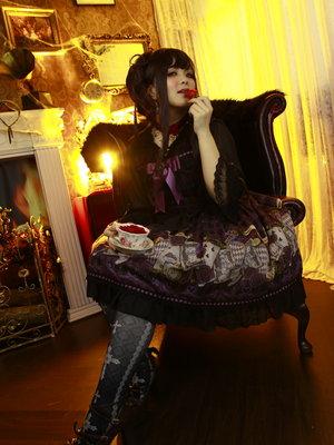 是Sachi以「Lolita」为主题投稿的照片(2017/10/27)