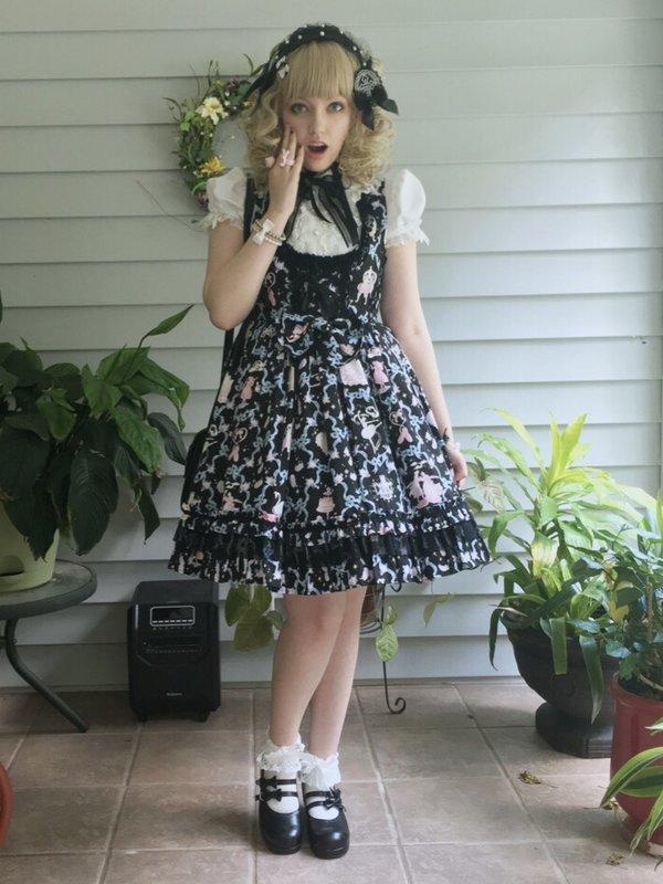 是itskrisbot以「Angelic pretty」为主题投稿的照片(2016/08/20)