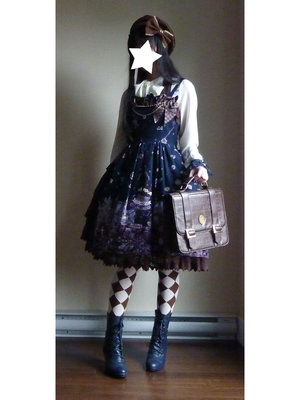 appleの「halloween-coordinate-contest-2017」をテーマにしたコーディネート(2017/10/28)