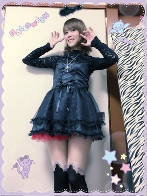 shironekoAYAKOの「halloween-coordinate-contest-2017」をテーマにしたコーディネート(2017/10/28)