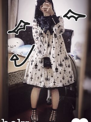 Eva_yicun's 「Lolita」themed photo (2016/07/03)