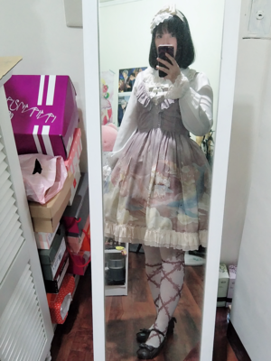 Akineの「Lolita」をテーマにしたコーディネート(2017/10/29)