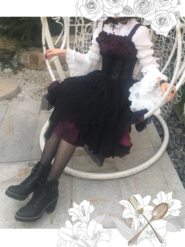 Solitiakane's 「Gothic」themed photo (2017/10/29)