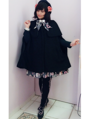 Jecksy's 「Sweet lolita」themed photo (2017/10/30)