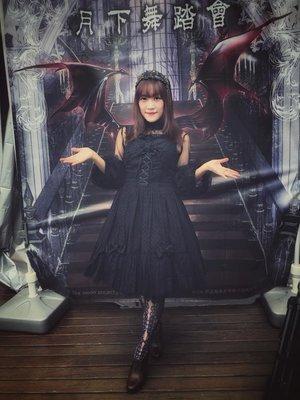 Aricy Mist 艾莉鵝の「Lolita」をテーマにしたコーディネート(2017/10/30)
