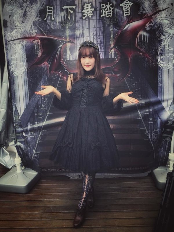 是Aricy Mist 艾莉鵝以「Lolita」为主题投稿的照片(2017/10/30)