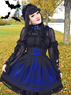 Marjo Laine's 「halloween-coordinate-contest-2017」themed photo (2017/10/30)