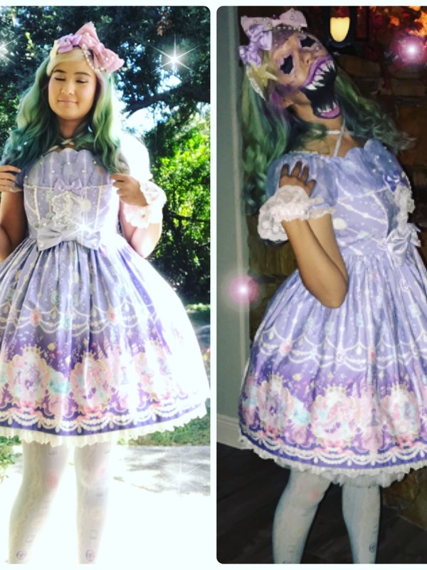 TheRabbitPrincess's 「Angelic pretty」themed photo (2017/10/30)