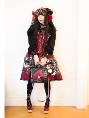 Kú Kulain's 「halloween-coordinate-contest-2017」themed photo (2017/10/30)