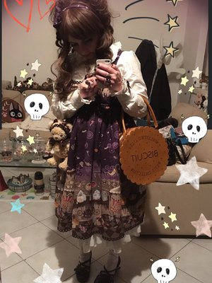 Fantasmiki's 「halloween-coordinate-contest-2017」themed photo (2017/10/30)