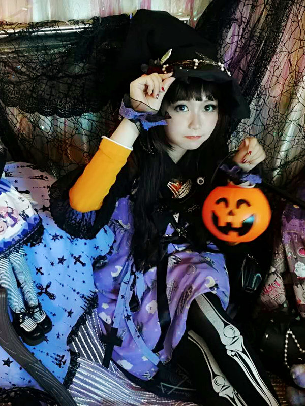 Masa_Vの「halloween-coordinate-contest-2017」をテーマにしたコーディネート(2017/10/31)