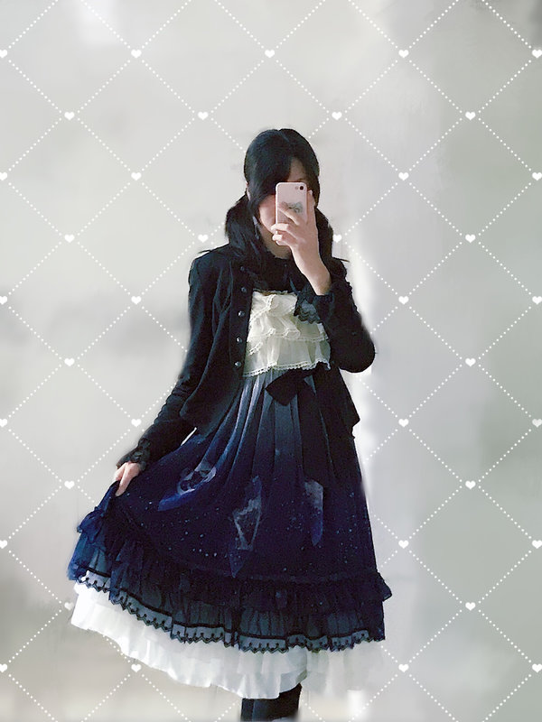 Shiroyaの「Lolita」をテーマにしたコーディネート(2017/10/31)